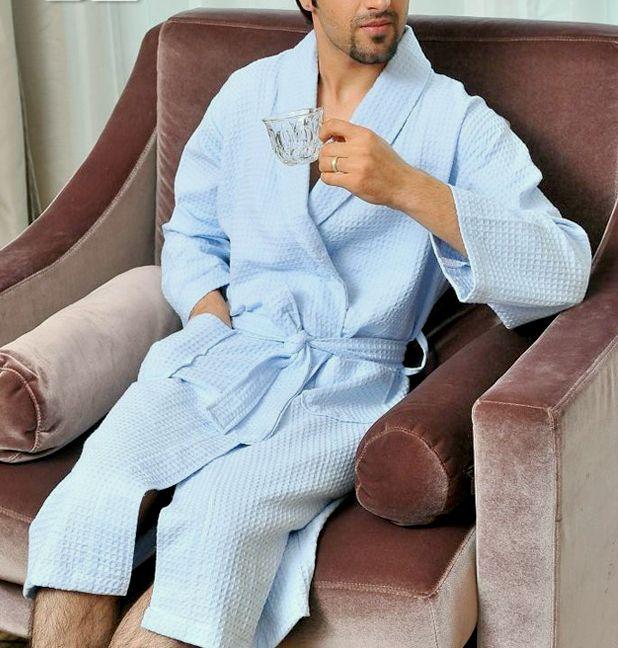 le choix d un peignoir homme coton l ger peignoir homme. Black Bedroom Furniture Sets. Home Design Ideas